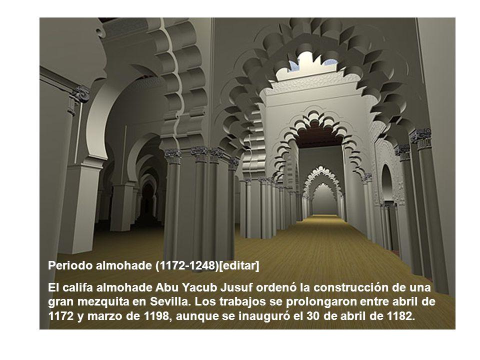 Periodo almohade (1172-1248)[editar]